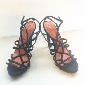 Via Spiga Shoes - VIA SPIGA Strappy High Heels